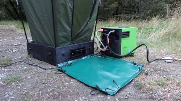 Portable Camping Shower Melb