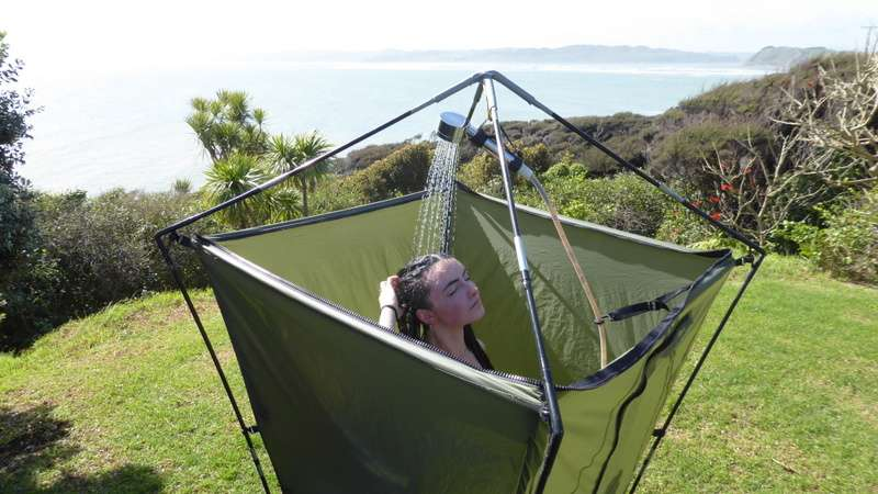 Portable Camp Shower Cost