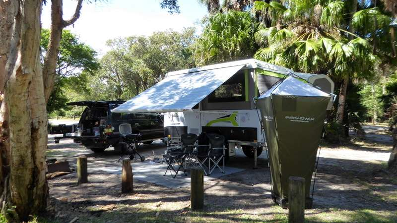 Camping Shower Prices QLD