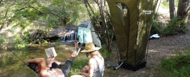 Camp Showers Online Melbourne