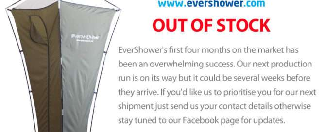Outdoor Toilet & Shower Online Melbourne
