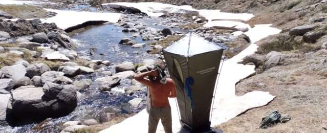 Camping Showers & Hot Water Online Australia